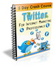 Thumbnail Twitter for IM Professionals w/PLR