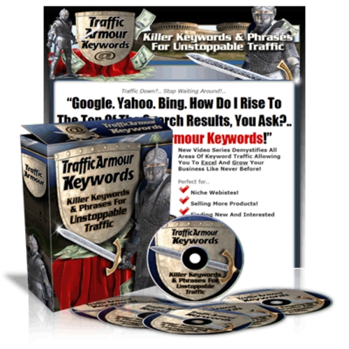 Product picture Traffic Armour Keywords w/MRR